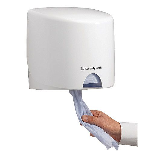 Lavete hartie Airflex Kimberly Clark Wypall 7493 dispenser