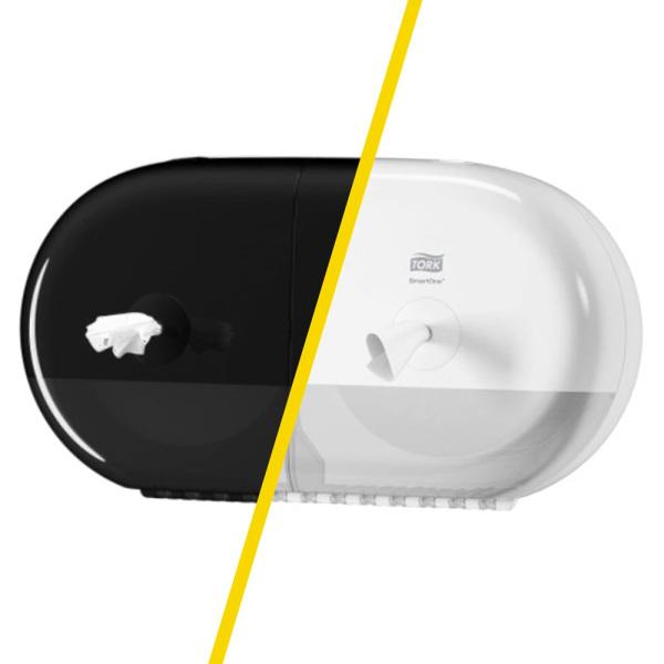 Dispenser hartie igienica Tork SmartOne Mini T9 682000 / 682008