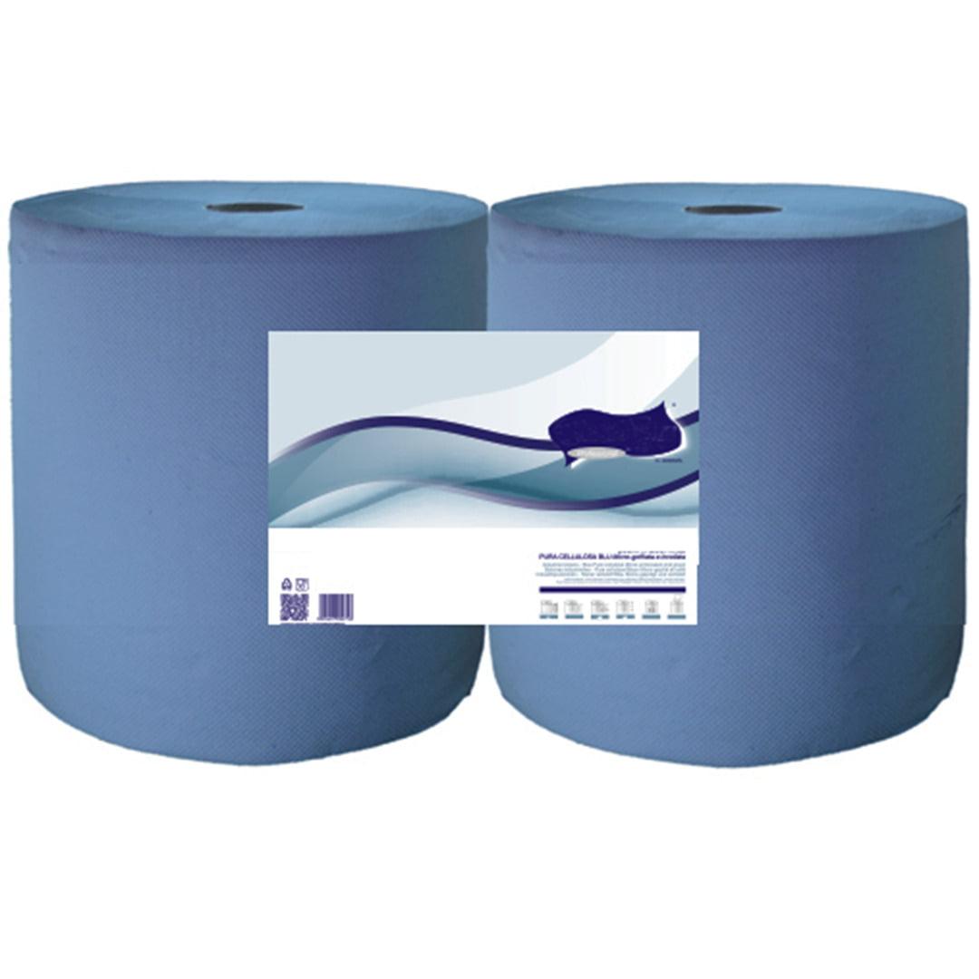 role-hartie-industriala-albastra-3-straturi-compacta