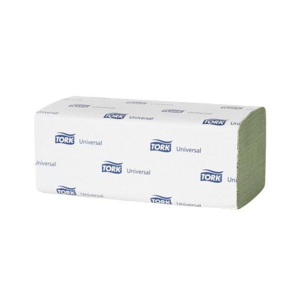 Prosoape de hartie Tork 290135, 2 straturi, verzi, 200 buc/pachet, 20 pachete/bax