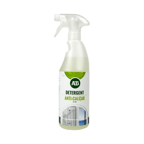Detergent anti-calcar BIO pentru baie 750ml