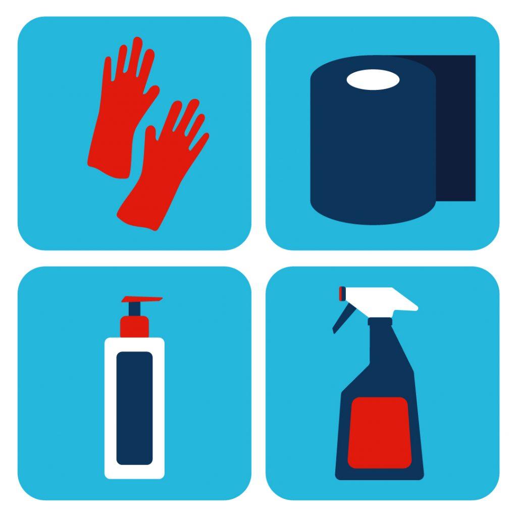 stergerea-si-dezinfectarea-suprafetelor-cu-lavete-si-hartie