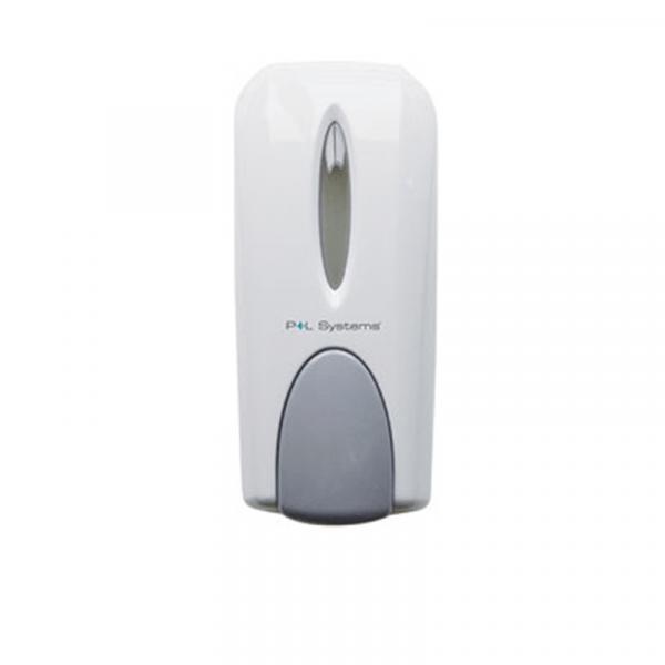 Dispenser gel dezinfectant de maini, cu actionare manuala, 1000ml