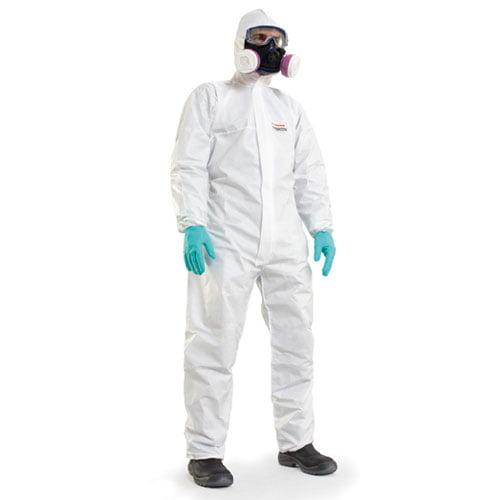Combinezon de protectie Honeywell Mutex 2, Category III - Type 5 & 6, antistatic - 4180002