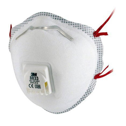 Masca protectie FFP3 3M 8833