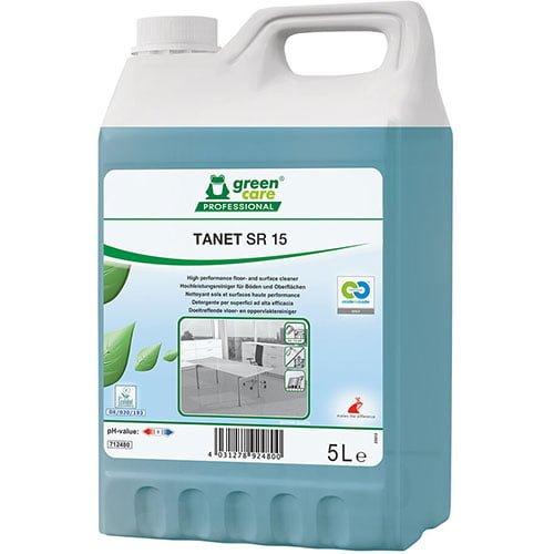 Detergent ecologic, concentrat,TANET SR 15 , pentru suprafete universale, 5l-712480