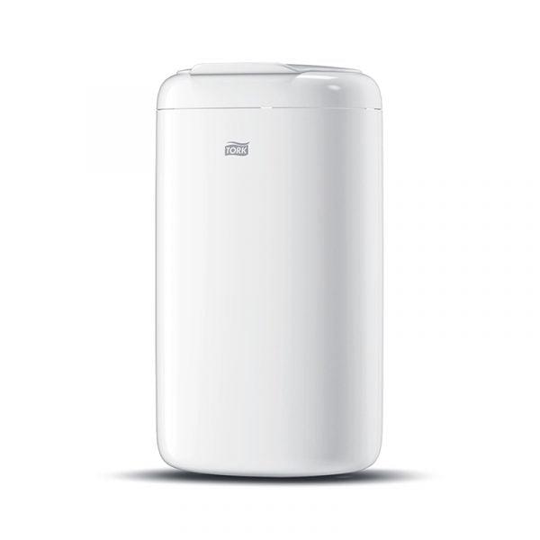 Cos de gunoi Tork 564000 B3, alb, 5 litri