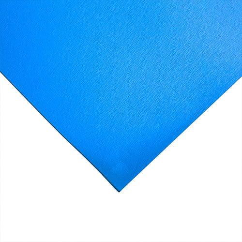 Covor ESD pentru bancul de lucru IS020001, albastru 0.6 m x 30 m