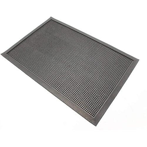 Covor Coba pentru exterior FINGERTIP FT010003 negru  0.9m x 1.8m