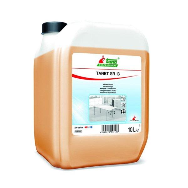 Detergent concentrat TANET SR 13, pentru diverse suprafete-miros discret,10l-404753