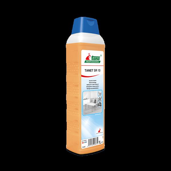 Detergent concentrat TANET SR 13, pentru diverse suprafete-miros discret,1 L-712863