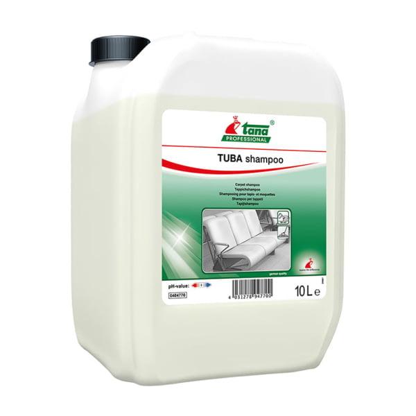 Detergent concentrat TUBA shampoo, pentru covoare, 10l-404770