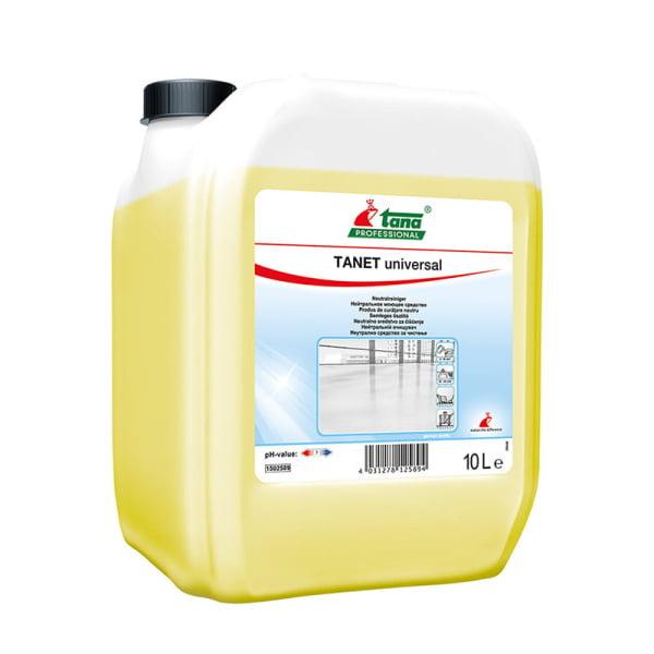 Detergent concentrat vase&suprafete ceramice TANET universal, 10l-1502589
