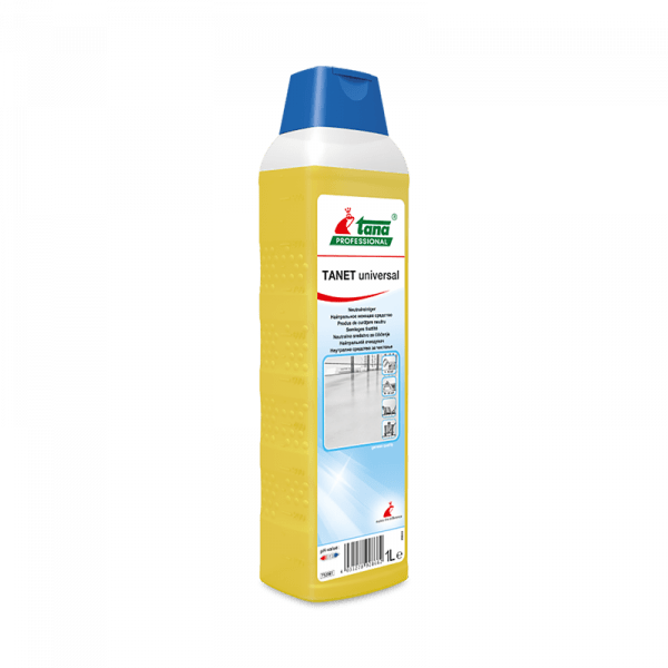 Detergent concentrat vase&suprafete ceramice TANET universal, 1l-712866