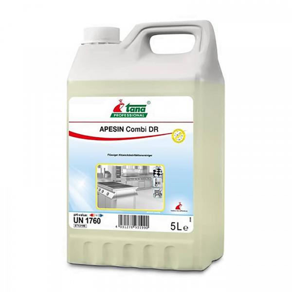 Detergent dezinfectant concentrat  pe baza de saruri cuaternare APESIN COMBI DR, 5l,-713213