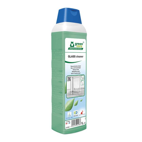 Detergent ecologic, concentrat, GLASS cleaner, pentru sticla si oglinzi,1l-712468