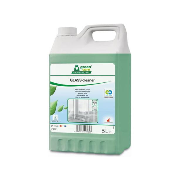 Detergent ecologic, concentrat, GLASS cleaner, pentru sticla si oglinzi,5l-712469