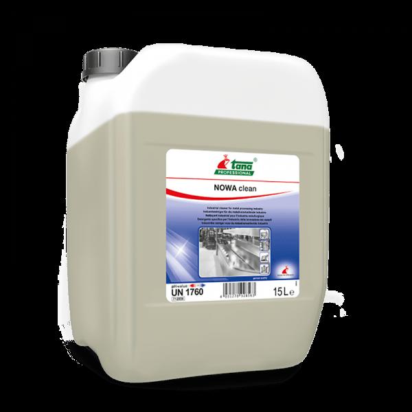 Detergent industrial concentrat, NOWA clean, pentru curatarea halelor, 15l-712856