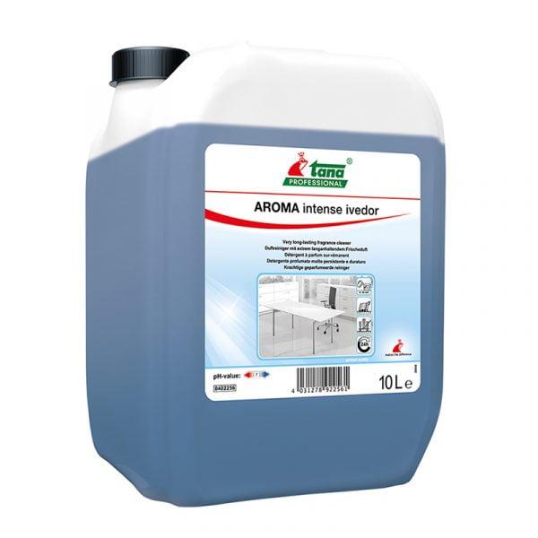 Detergent universal concentrat Aroma intense ivedor, puternic parfumat, 10L - 402256