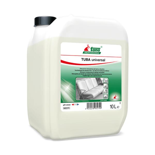 Detergent universal concentrat,TUBA universal, pentru covoare, 10l-403279
