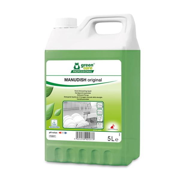 Detergent ecologic pentru vase, MANUDISH original, 5l-712577
