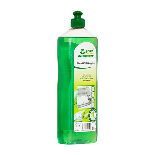 Detergent ecologic pentru vase, MANUDISH original, 1l-712575
