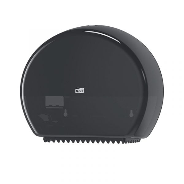 Dispenser hartie igienica Tork mini jumbo 555008 T2, negru
