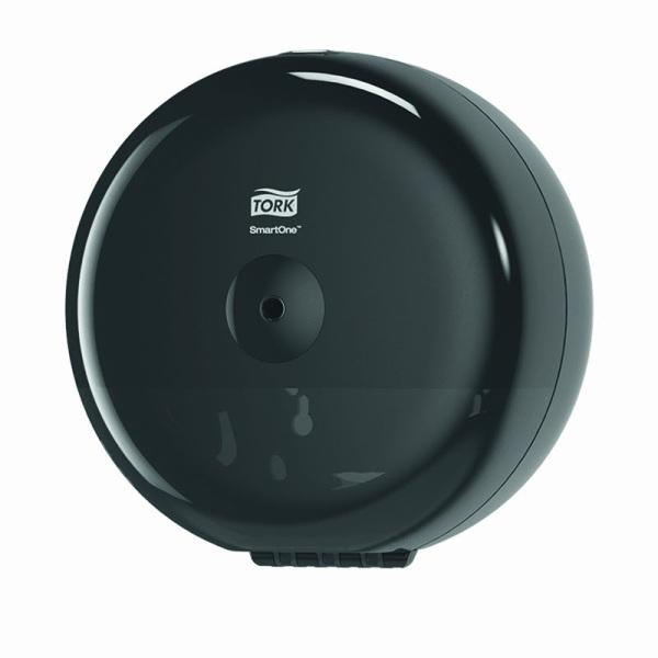 Dispenser hartie igienica Tork SmartOne 681008 T9, negru