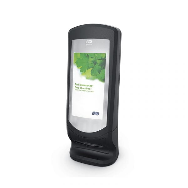 Dispenser servetele de masa Tork Xpressnap 272211 N4 negru