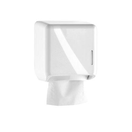 Dispenser mini hartie igienica intercalata V fold bulk R1319S