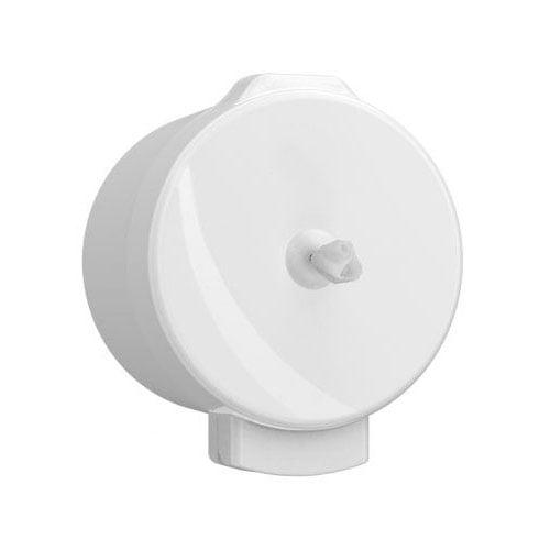 Dispenser hartie igienica, cu derulare centrala, cu portionare CIMRI R3015