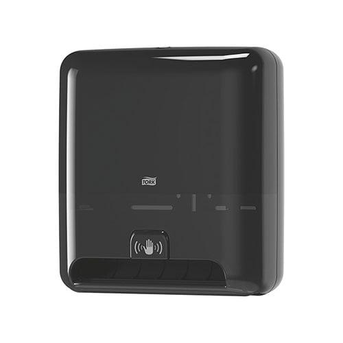 Dispenser prosoape de hartie tiprola cu senzor Tork Matic 551108 H1 negru
