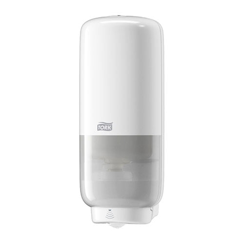 Dispensersapun spuma cu senzor Tork 561600 S4, alb, 1 L