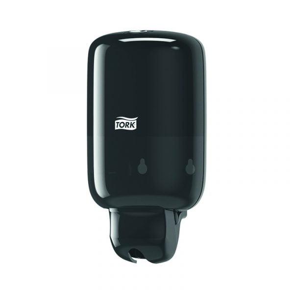 Dispenser mic sapun lichid Tork 561008 S2 negru 475 ml