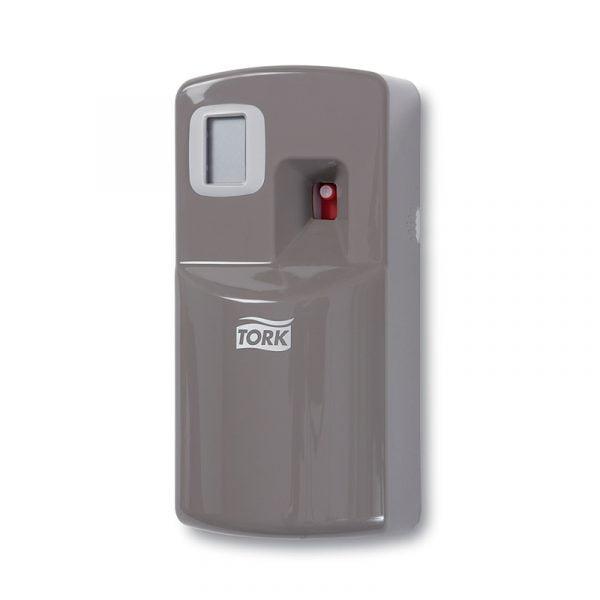 Dispenser pentru spray odorizant Tork 256055 A1, gri
