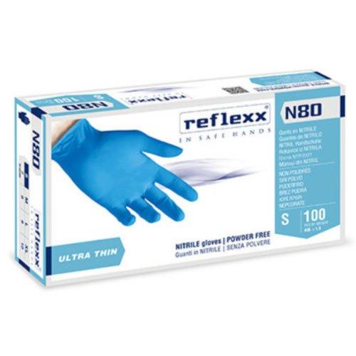 manusi-nitril-nepudrate-reflexx-n80-100manusi-cutie