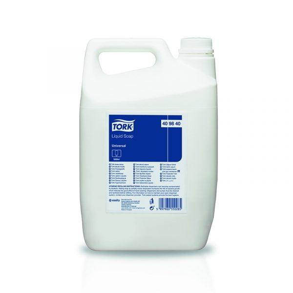 Sapun lichid Tork 409840 5L, parfumat