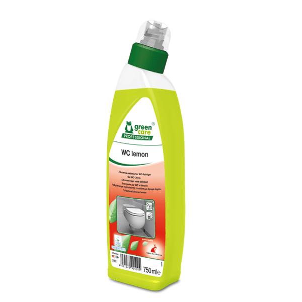Solutie ecologica  WC lemon,pentru curatat toalete, 750ml-712510