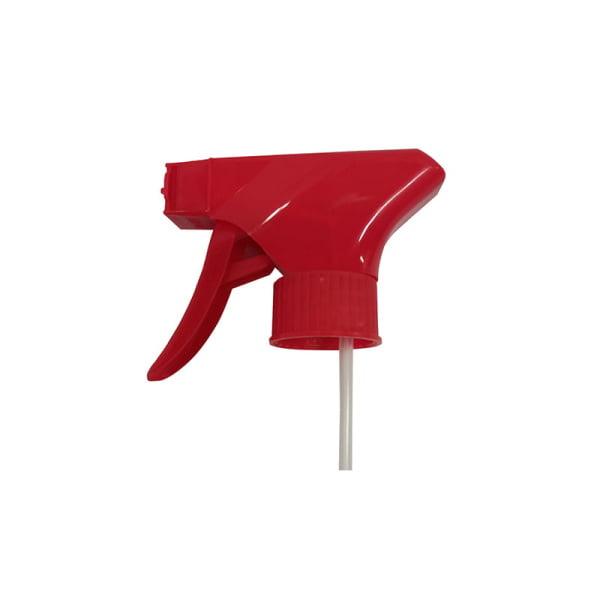 Trigger rosu  pentru flacon 750ml-709933