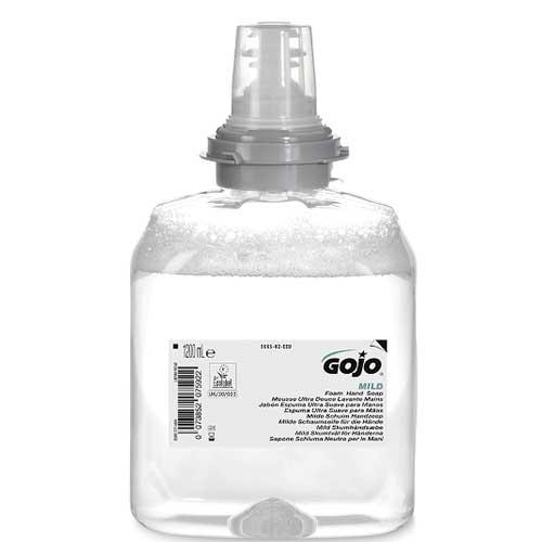 Sapun spuma GOJO® Mild inodor 5665 TFX 1200 ml