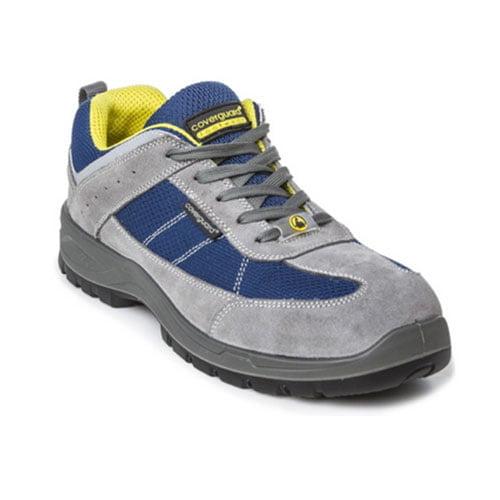 Pantofi de protectie ESD S1P SRC-bombeu compozit