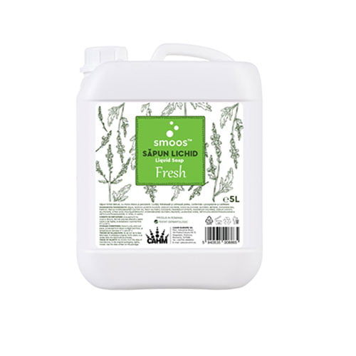 Sapun lichid SMOOS Fresh 5L