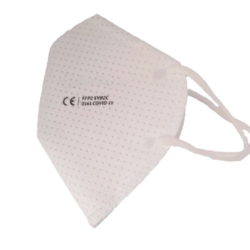 Masca protectie pentru copii FFP2 fara supapa, ambalare individuala, avizata MAPN