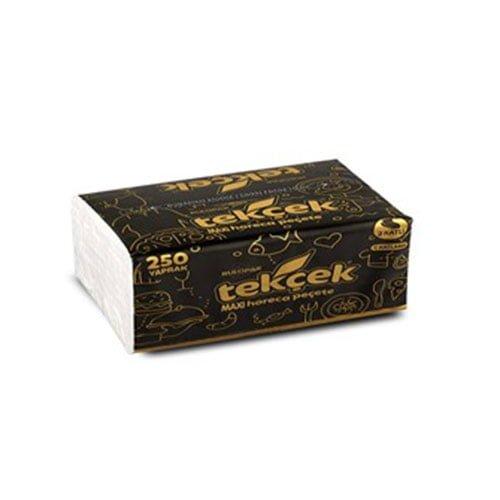 Servetele de masa MAXI C folded, 100% celuloza, 2 straturi, 250 servetele / pachet, 24 pachete/bax