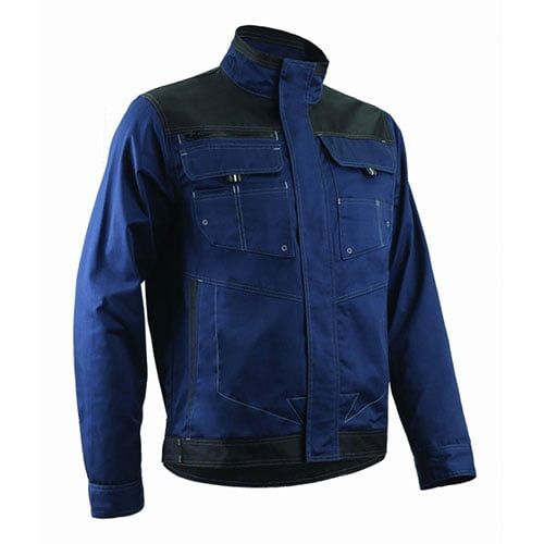 Jacheta BARVA albastru inchis, tercot
