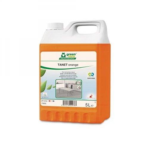 Detergent pentru pardoseli TANET ORANGE 712478, 5 L
