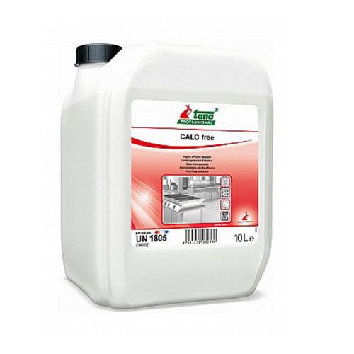 Detergent CALC FREE pentru indepartarea depunerilor de calcar  713238, 10 L