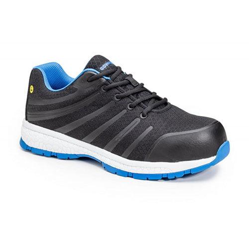 Pantofi de protectie GALAXITE S1P SRC ESD -compozit
