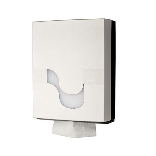 Dispenser prosoape pliate C/V/Z CELTEX 92120, alb