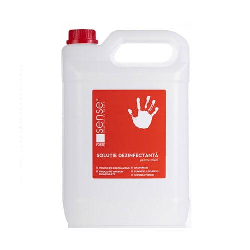 Sense FORTE Solutie dezinfectanta hidroalcoolica 5L